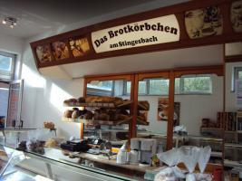 Bäckereiinventar zum Verkauf, Laden zur Miete