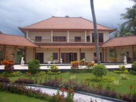 Bali, Beachfront Villa