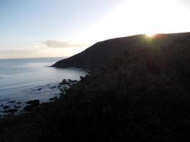 Foto 10 Balkon über dem Meer/Cornwall/Pilcher-land