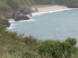 Foto 15 Balkon über dem Meer/Cornwall/Pilcher-land