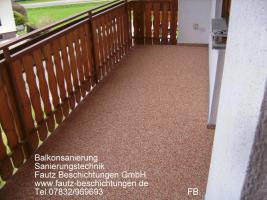 Foto 2 Balkonsanierung, Terrassensanierung in Lörrach, Weil am Rhein, Rheinfelden, mehr Info unter Tel. 07832 / 96 96 93