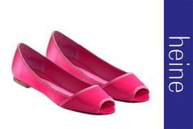 Ballerina pink von heine - Gr. 36 - OVP & NEU