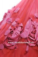 Foto 3 Ballkleid Brautkleid Abendkleid 2012 in Rot Dunkelrot Weinrot Burgundy
