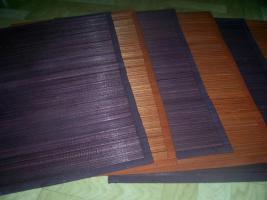 Bamboo deko set