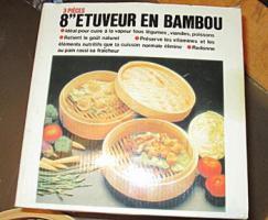 Bambus Garer/ Dämpfer, 3 teilig, nie verwendet, OVP