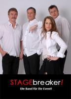 Band STAGEbreaker! Professionell erfahrene Partyband - Tanzband - Galaband � Eventband � Liveband - Showband
