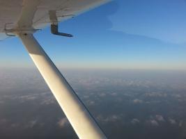Foto 7 Banner-Flugwerbung: die effektiven himmlischen Grüße aus dem Bodenseeraum und auch deutschlandweit