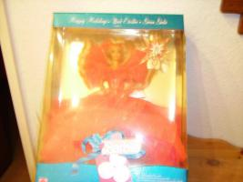 Foto 4 Barbie Puppe Happy Holiday 1991