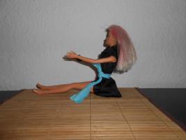 Foto 3 Barbie Puppe mit Strandkleid Mattel Spielzeug