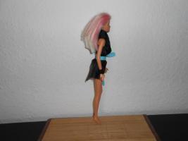 Foto 6 Barbie Puppe mit Strandkleid Mattel Spielzeug