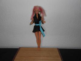 Foto 7 Barbie Puppe mit Strandkleid Mattel Spielzeug