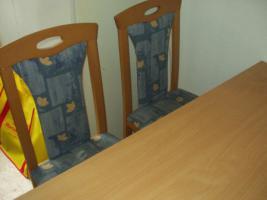 Foto 4 Barhocker, Tisch und Stühle....