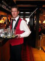 Barkeeper, Kellner