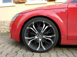 Foto 2 Barracuda Tzunamee 19 Zoll für Audi TT