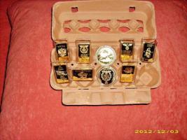 Foto 3 Barren & Münz-Sammlung 24 Karat Vergoldung