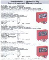 Foto 4 Batterieladegeräte ITALY Sonderangebot 230-400Volt