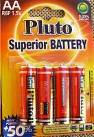 Foto 2 Batterien-Set 4 x Micro AAA R03P 1,5V + 4 x Mignon R6P 1,5V