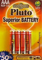 Foto 3 Batterien-Set 4 x Micro AAA R03P 1,5V + 4 x Mignon R6P 1,5V