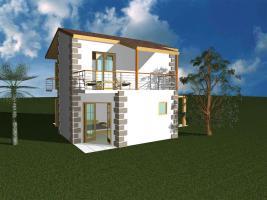 Bauen Sie mit uns Ihr Ferienhaus auf dem schoenen Peloponnes