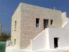 Bauen Sie mit uns Ihr Natursteinhaus auf Egina/Griechenland