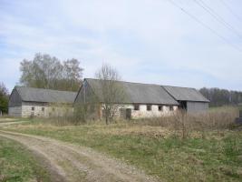 Bauernhaus in Lettland