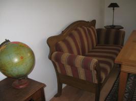 Foto 5 Bauernsofa Eiche mit 4 Stühlen