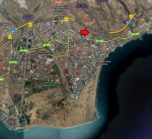 Baugrundstück auf Gran Canaria mit Meerblick zu verkaufen