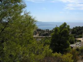 Baugrundstück mit Meerblick nahe Porto Heli/Griechenland