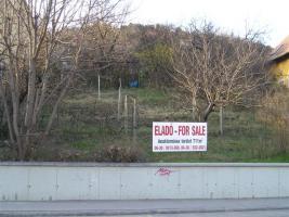 Baugrundstück in Ungarn Budaörs