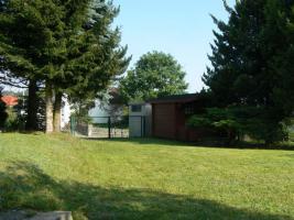Foto 4 Baugrundstück mit Wohn-Appartement und Doppelgarage voll erschlossen in 95509 Marktschorgast