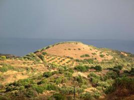 Baugrundstück in erstklassiger Lage am Kap von Akritas/Griechebland