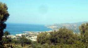 Baugrundstück nahe der Stadt Iraklion/Griechenland