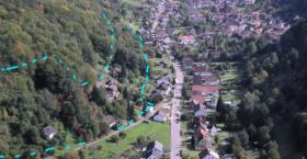 Baugrundstück, erschlossen in Eußerthal (SÜW)