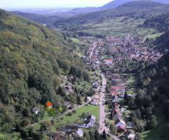 Foto 5 Baugrundstück, erschlossen in Eußerthal (SÜW)