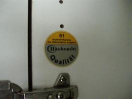 Foto 8 Bauknecht Einbauküche mit Herd und Backofen+Grill