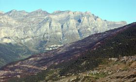 Bauland oberhalb von Leuk