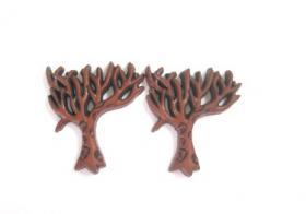 Baum Ohrstecker