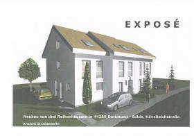 Baupartner für 3 Fam .Reihenhaus in Dortmund -Sölde gesucht