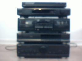 Foto 3 Bausteinanlage mit 4Boxen