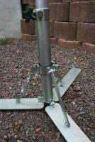 Foto 2 Baustellenstativ bis 700 cm Höhe