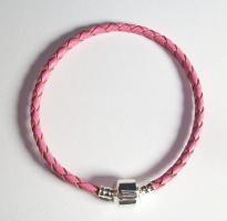 Beads & Charms Lederarmband