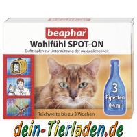 Foto 3 Beaphar Benimm Spray Katze, 125ml
