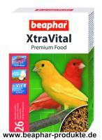 Beaphar XtraVital Kanarien Futter, 500g