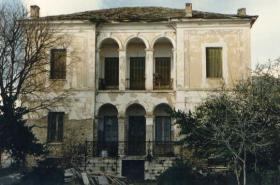 Beautiful neoclassic stone house in Thessaly/Greece