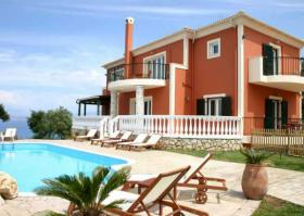 Beautiful villa in exclusive location on the isl. of Corfu/Greece