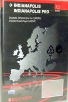 Becker Indianapolis 7.0 Europa 5 CDs 39 Länder Pro