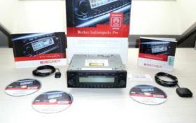 Foto 3 Becker Indianapolis Pro 7955 mit Radio blende Din allem Zubehör u. OVP