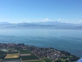 Foto 10 Beeindruckende Ausblicke von ''Oben'' auf den gesamten Bodenseeraum mit unseren phantastischen Rundflügen