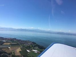 Foto 14 Beeindruckende Ausblicke von ''Oben'' auf den gesamten Bodenseeraum mit unseren phantastischen Rundflügen