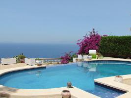 Beeindruckendes Meerblick Chalet in erster Meereslinie von Badia Gran nahe Palma de Mallorca